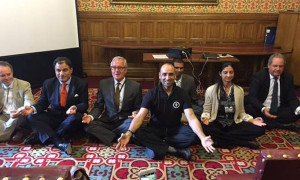 UK Parliament takes a Yoga Break