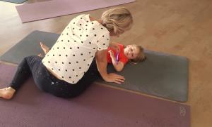 Cassandra Taylor - Yoga Steps