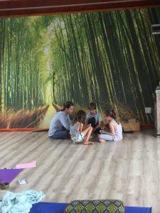 Charney Engelbrecht -Om Kids Yoga and Mindfulness