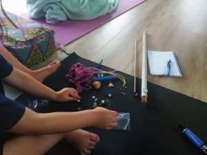Charney Engelbrecht -Om Kids Yoga and Mindfulness